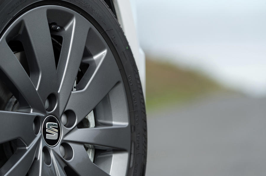 Seat Toledo alloy wheels