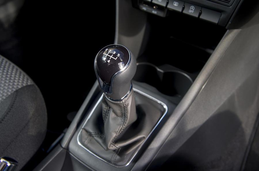 Seat Toledo manual gearbox