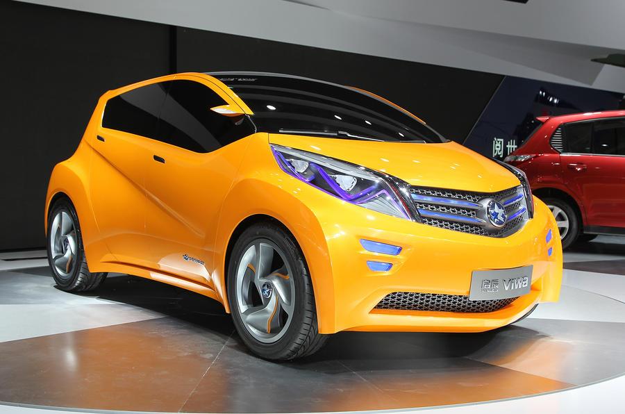 Shanghai motor show 2013 gallery