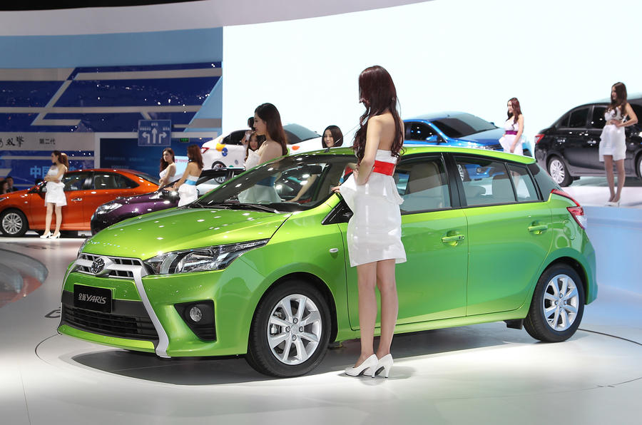 Toyota unveils striking six-seater hybrid concept: Shanghai motor show 2013