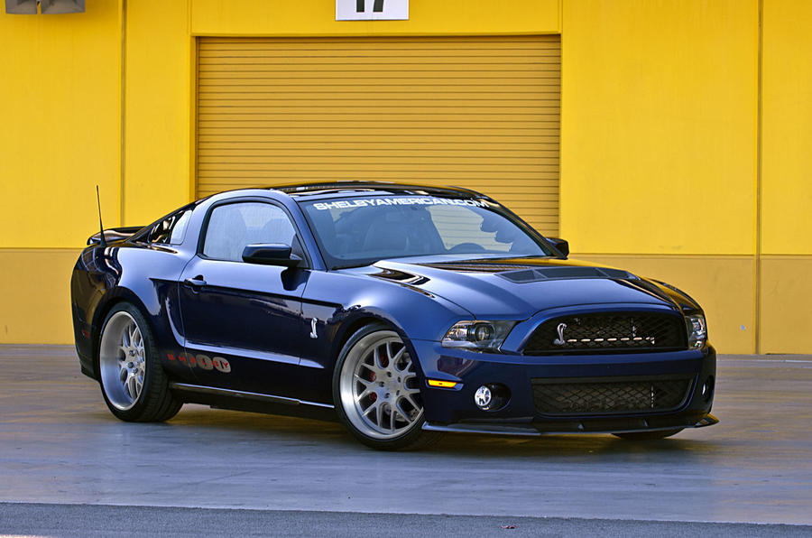 New York: 1100bhp Shelby Mustang