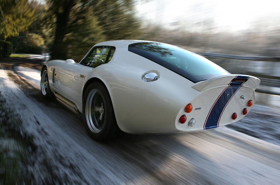 Modern Shelby Daytona for UK