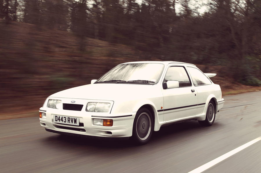 ford sierra rs cosworth and other appreciating classics autocar. Black Bedroom Furniture Sets. Home Design Ideas
