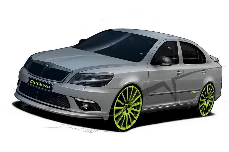 Skoda Fabia RS+ revealed
