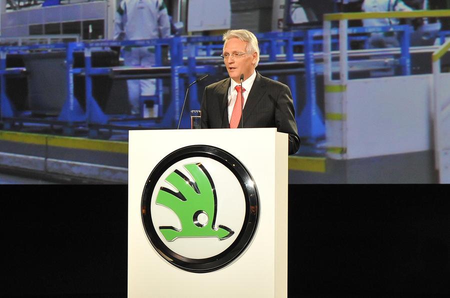Skoda's 20 years under VW