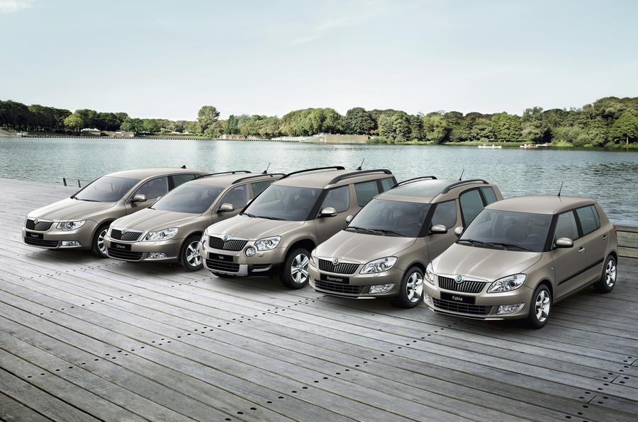 Skoda adds value to SE models