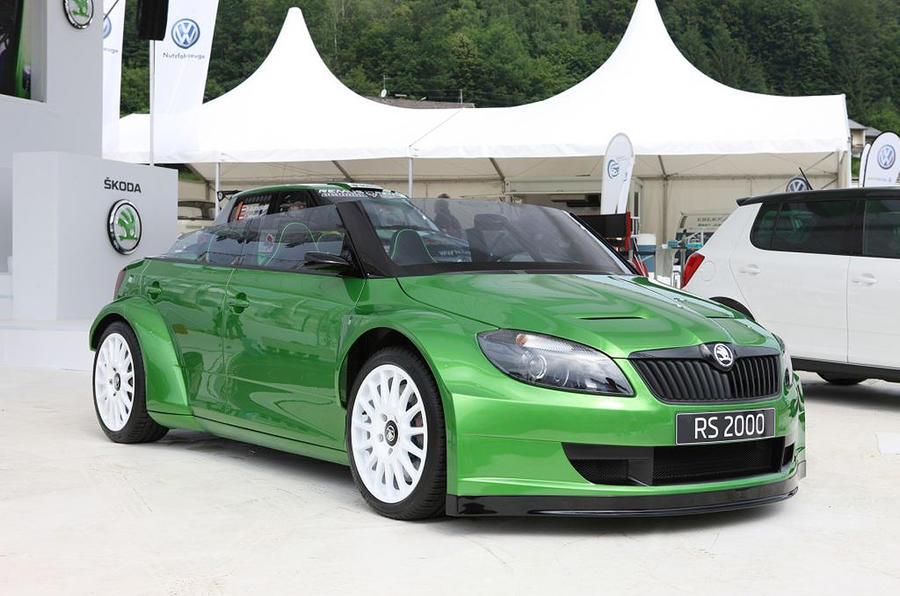 Skoda rules out sports car