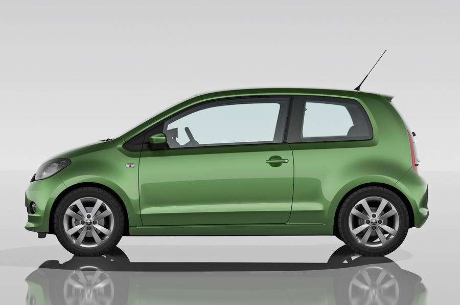 Skoda Citigo city car unveiled