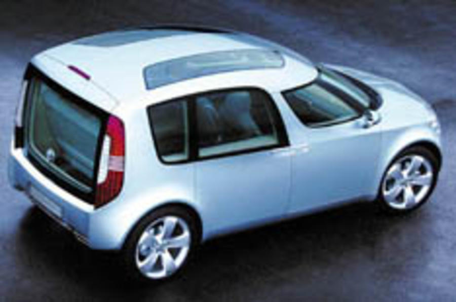 Skoda enters mini-MPV fray