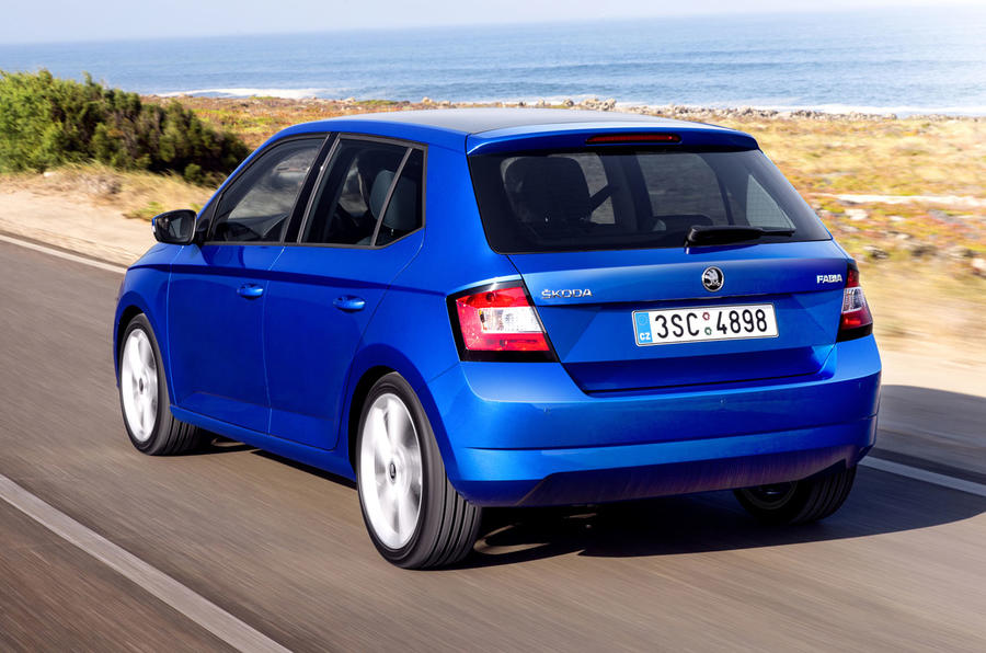2014 Skoda Fabia 1.4 TDI SE first drive review
