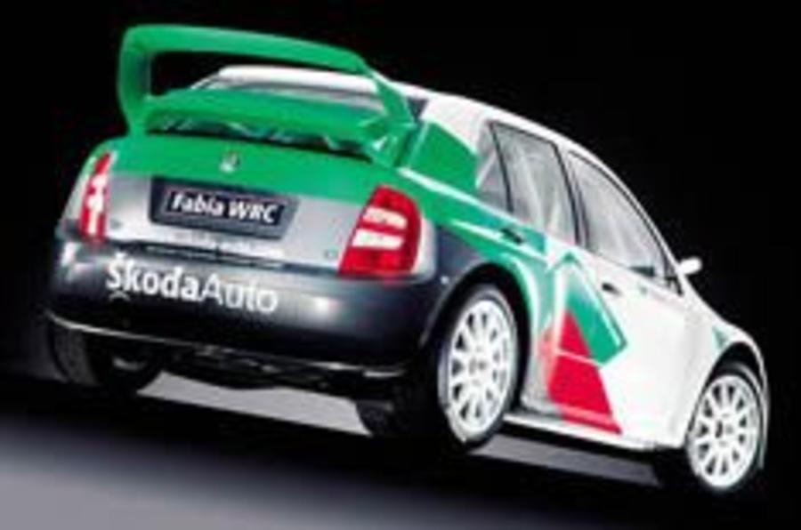 Skoda plans rally special Fabia