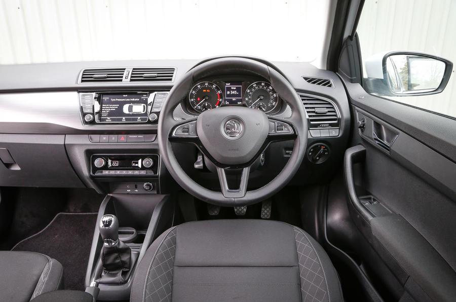 skoda fabia review 2017 autocar
