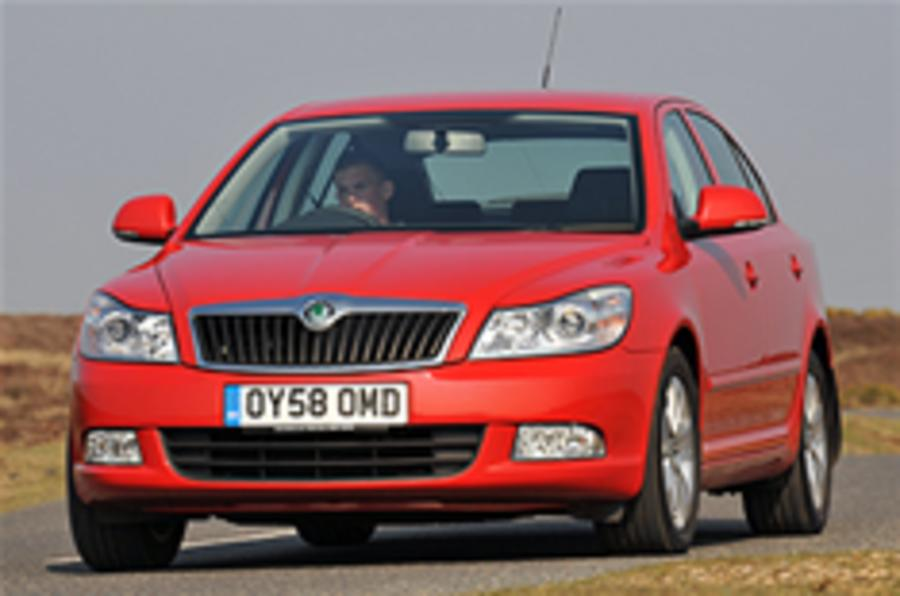 Skoda to launch budget saloon