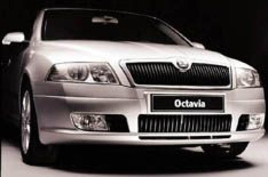 Octavia vRS leaked