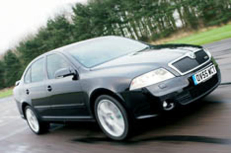 Hot diesel Octavia in class of its own