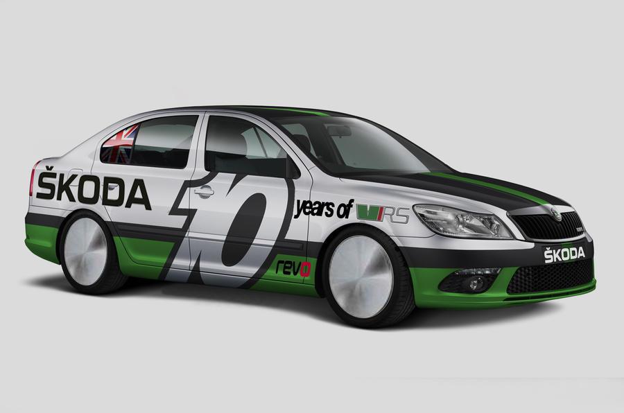 200mph Skoda vRS revealed
