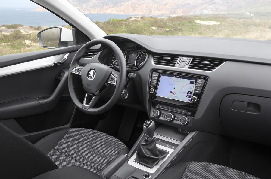Skoda Octavia Greenline III 1.6 TDI first drive review