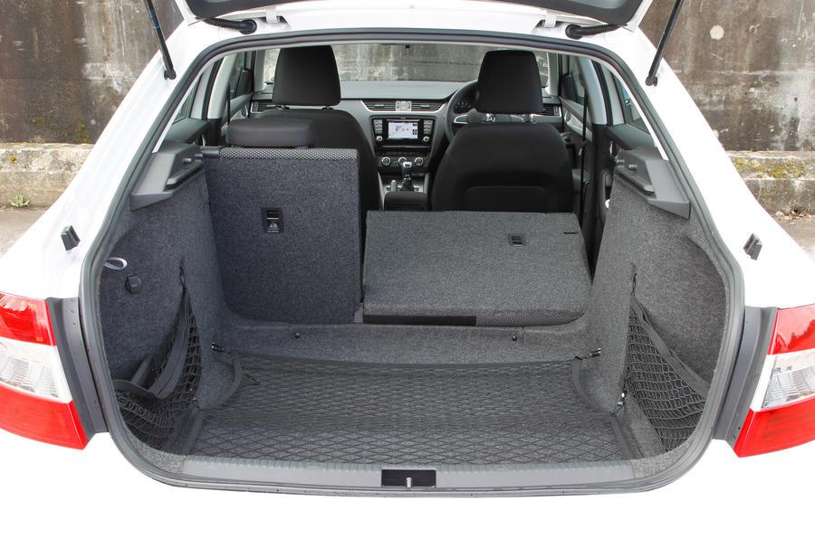 Skoda Octavia seat flexibility