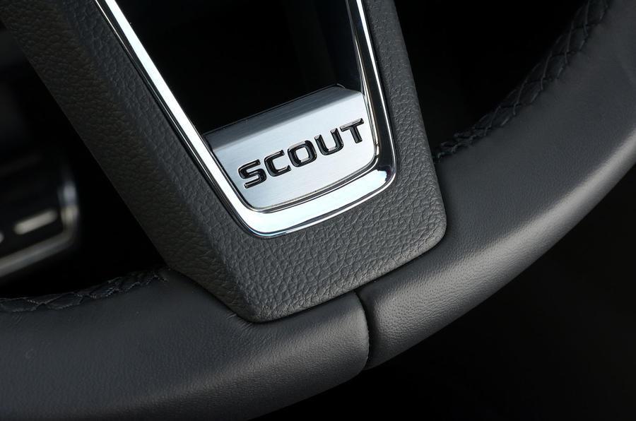 2014 Skoda Octavia Scout 2.0 TDI 150 4X4 review