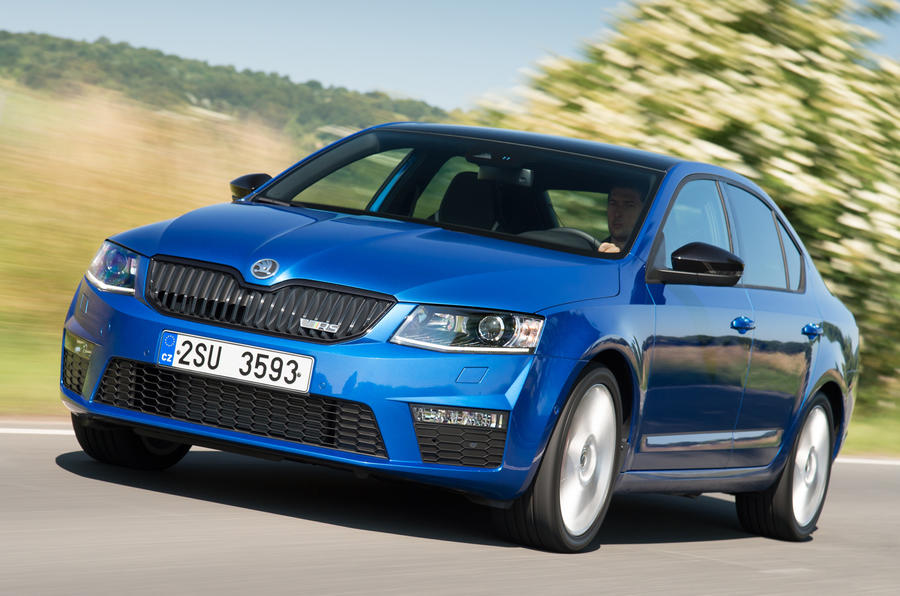 New Skoda Octavia vRS to become sole