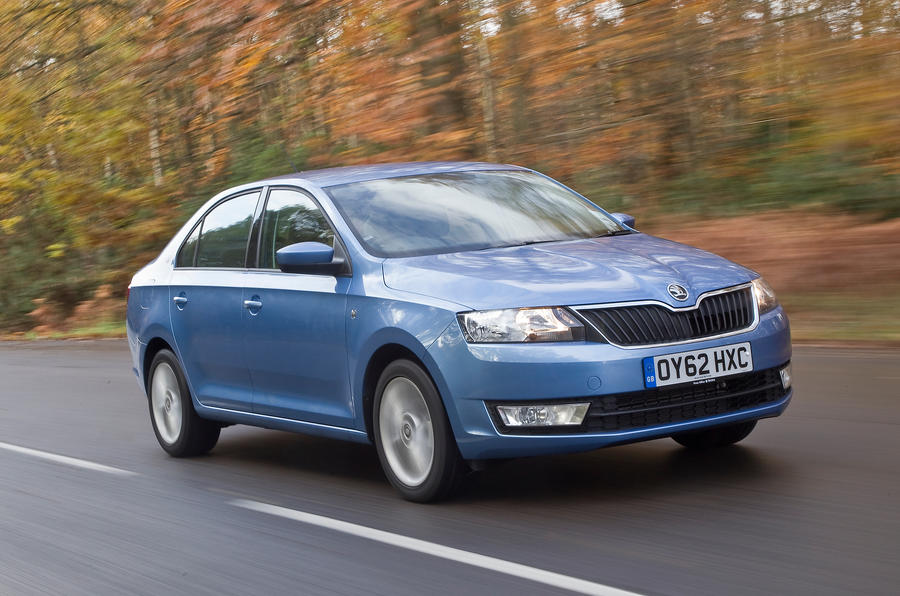 Skoda Rapid Review 2019 Autocar