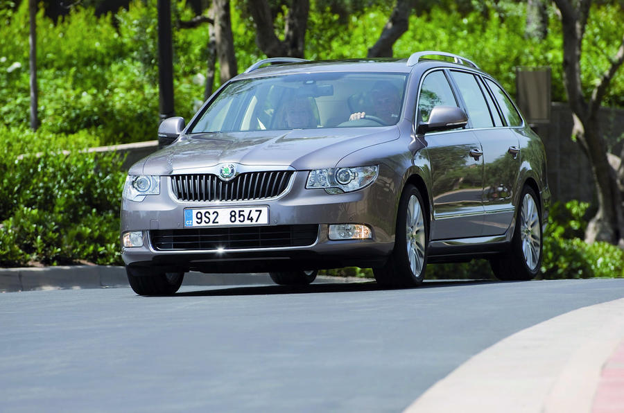 Skoda Superb gets 1.6 TDI engine