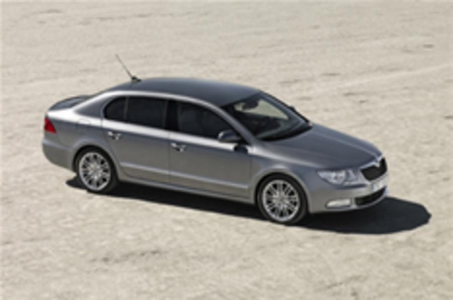 UPDATED: new Skoda Superb revealed