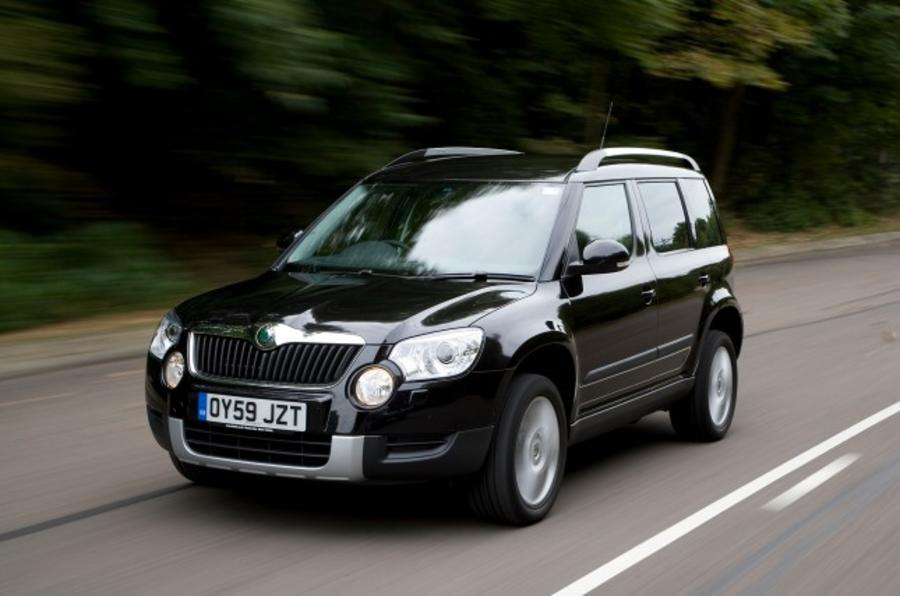 Best car deals: Skoda Yeti, Ford Focus, Volkswagen Golf, Mercedes M-class