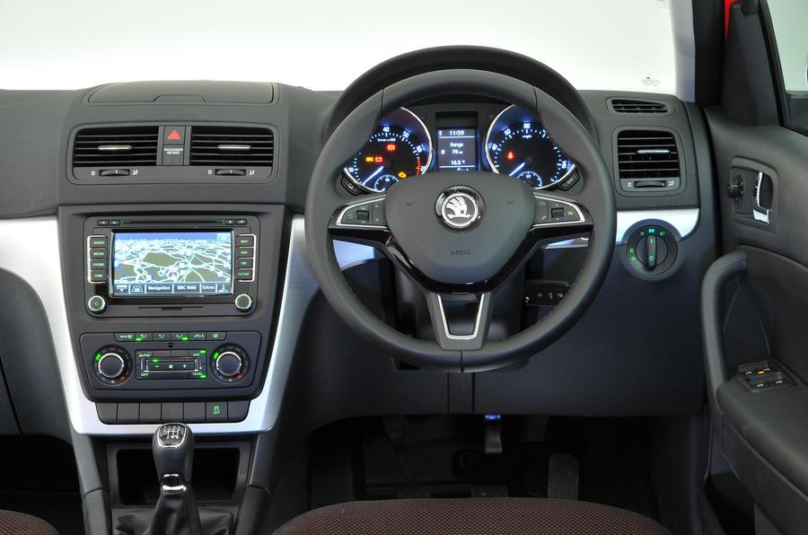 Skoda Yeti Review 2017 Autocar