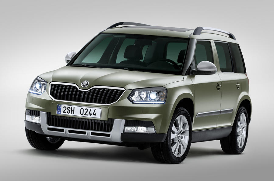 Quick news: Facelift Skoda Yeti prices; Free MG6 upgrades