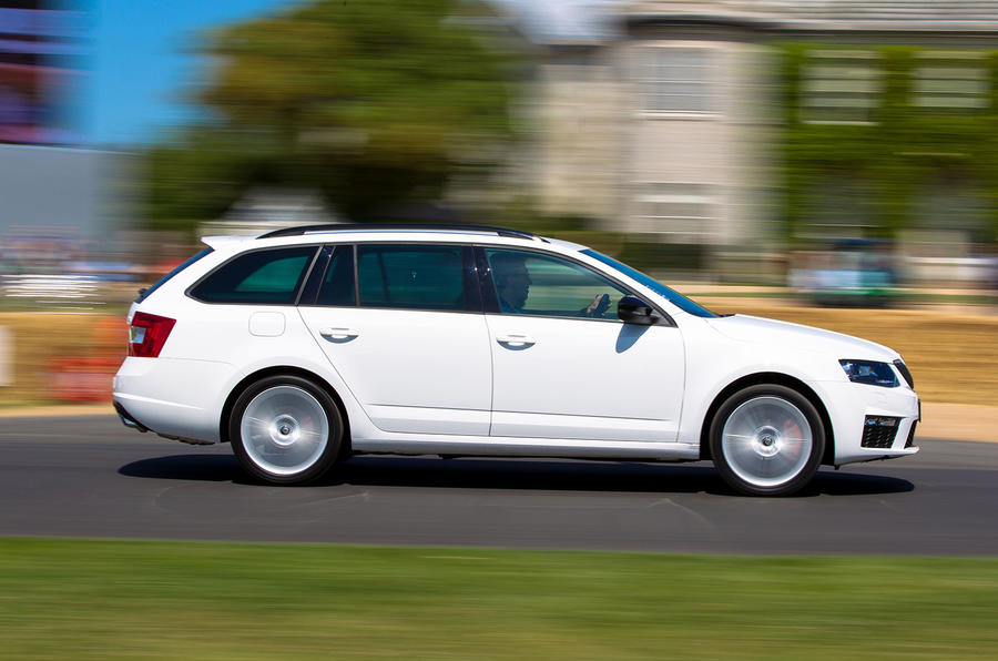 New Skoda Octavia vRS revealed, prices, specification