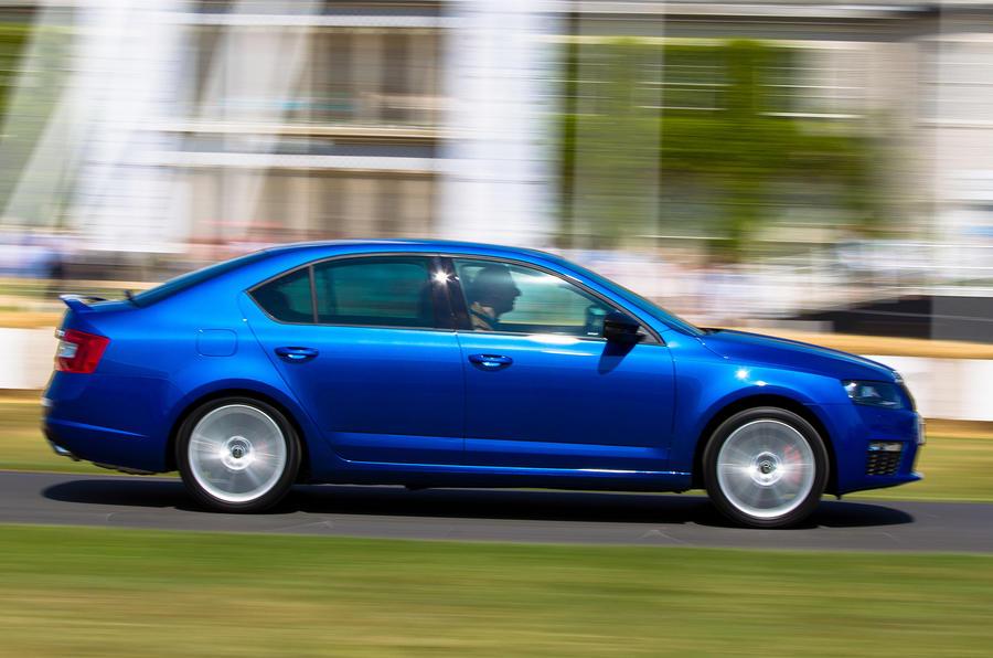 New Skoda Octavia vRS revealed, prices, specification