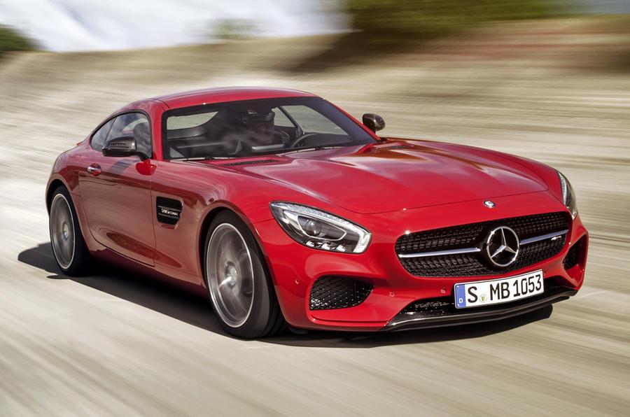 Mercedes-Benz reveals future powertrain plans