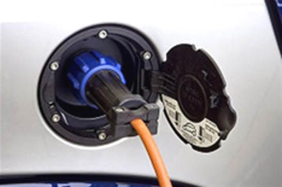 Govt unveils £10m EV project