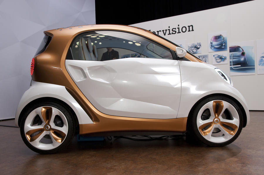 Frankfurt show - Smart Forvision
