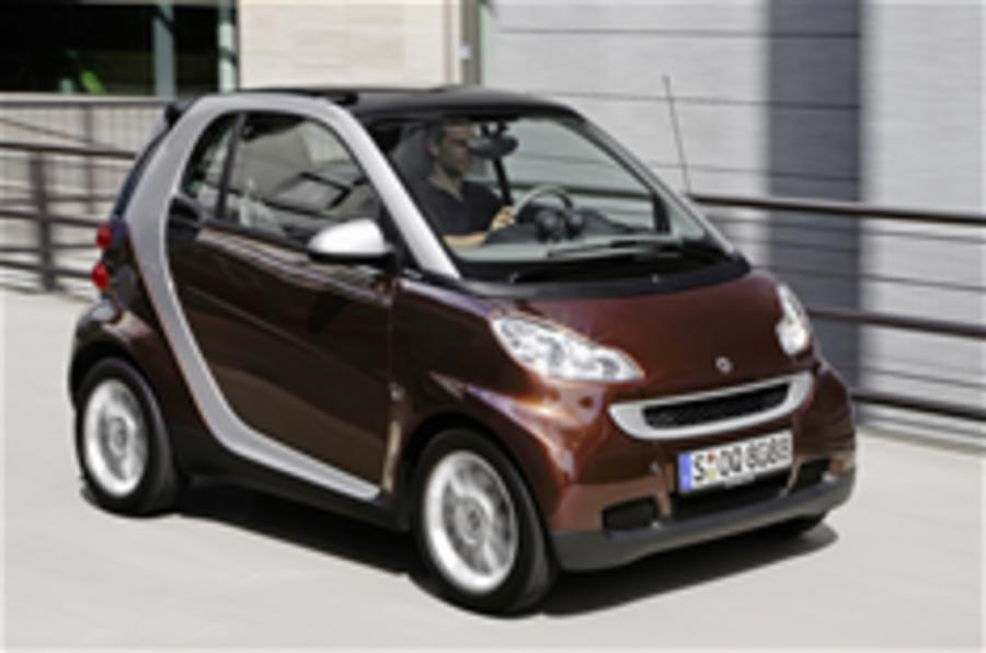 Special edition Smart Fortwo