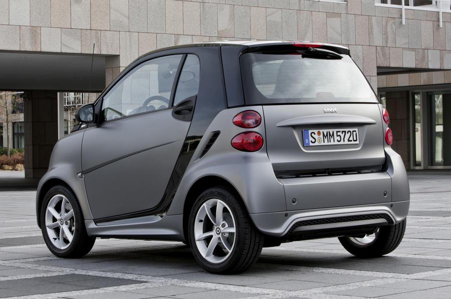 Geneva: Facelifted Smart Fortwo