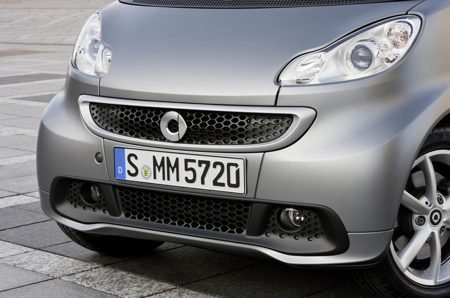 Geneva: Facelifted Smart Fortwo