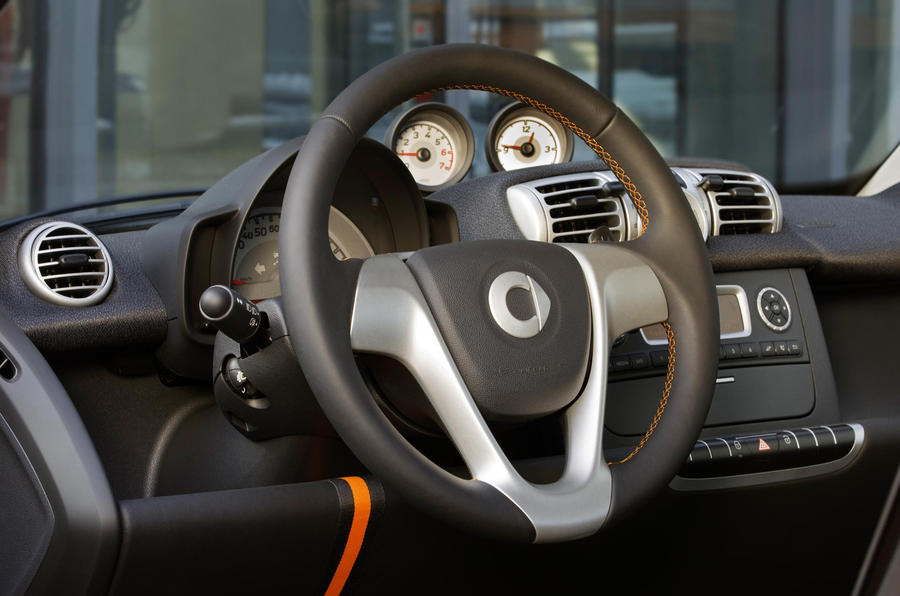 Smart's latest Fortwo special