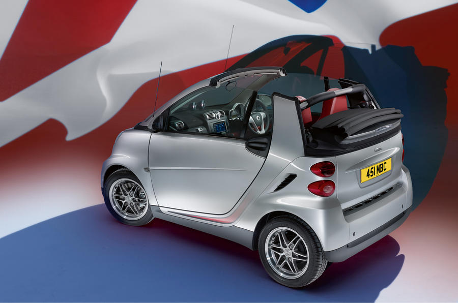 Special Smart for 10 years in UK