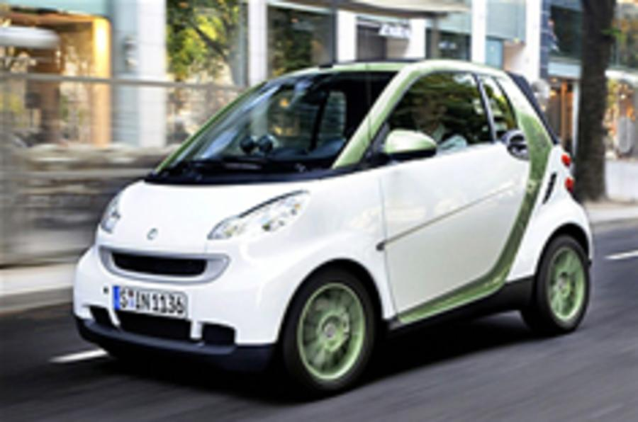 Smart confirms Fortwo ED plans