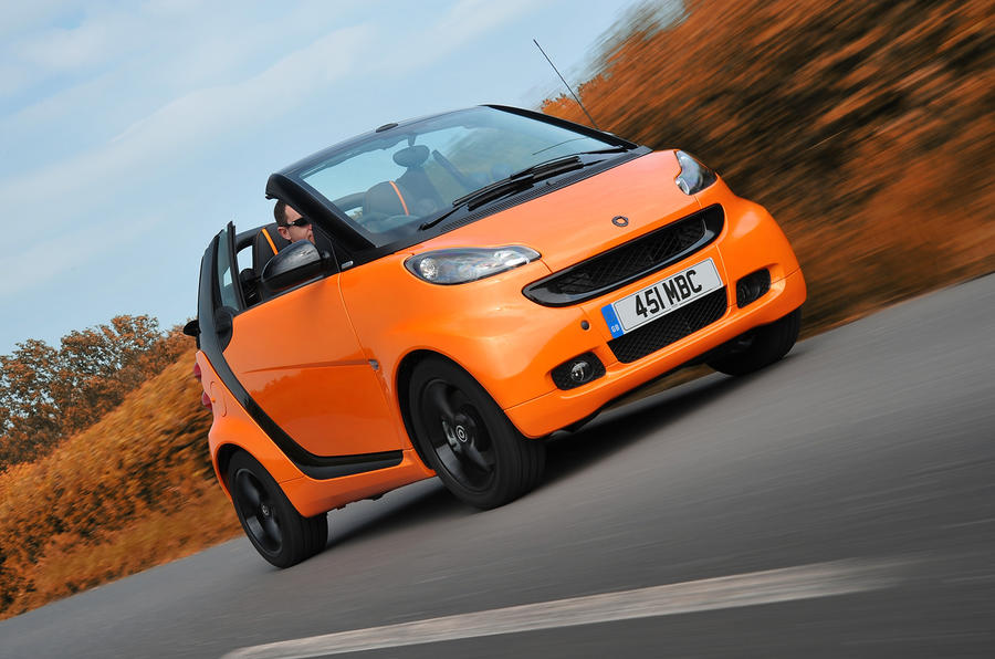 Smart Fortwo 2007-2014