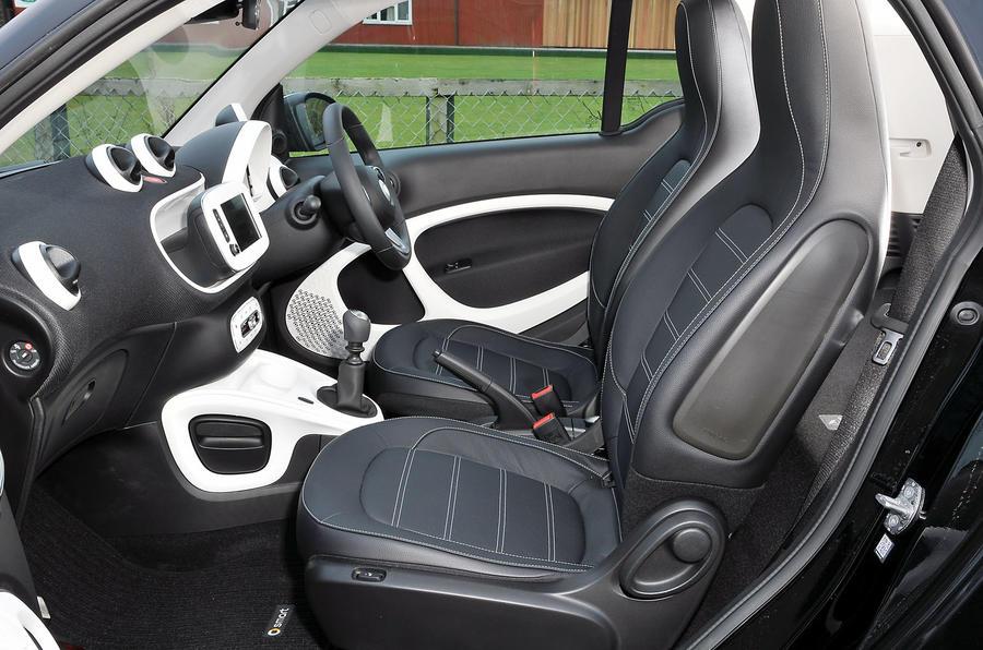 smart fortwo review 2018 autocar rh autocar co uk Smart Forfour Interior Smart Forfour MPG