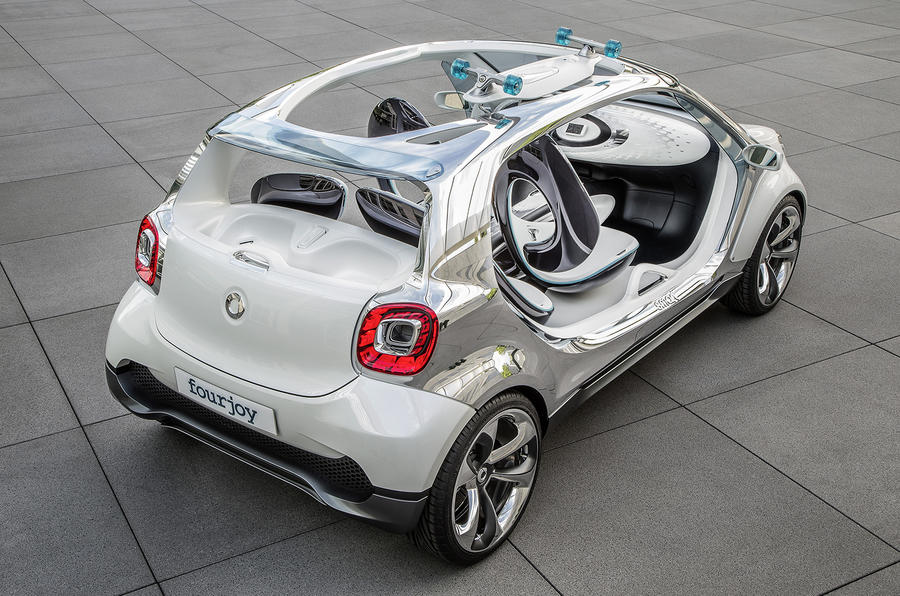 Smart Fourjoy concept unveiled