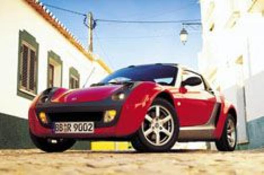 Win a Smart Roadster with Autocar