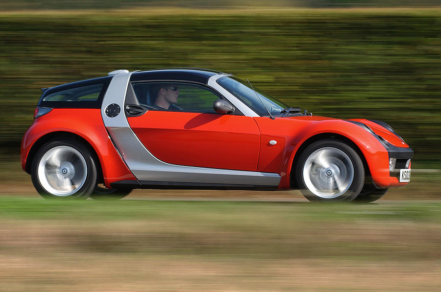 Smart Roadster set for return