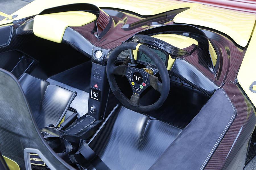 Elemental RP1 interior