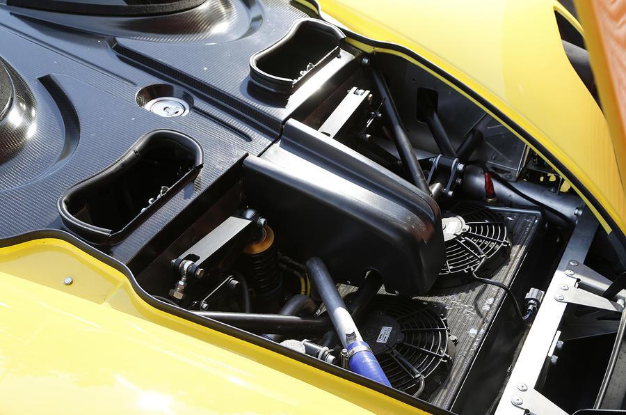 Elemental RP1 cooling fans