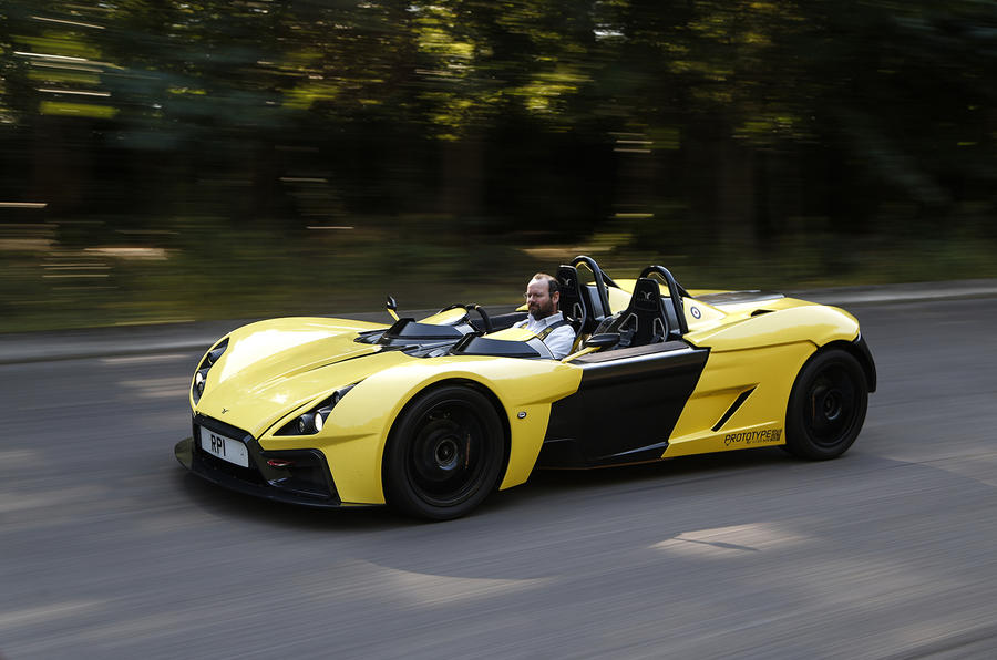The £75,750 Elemental RP1