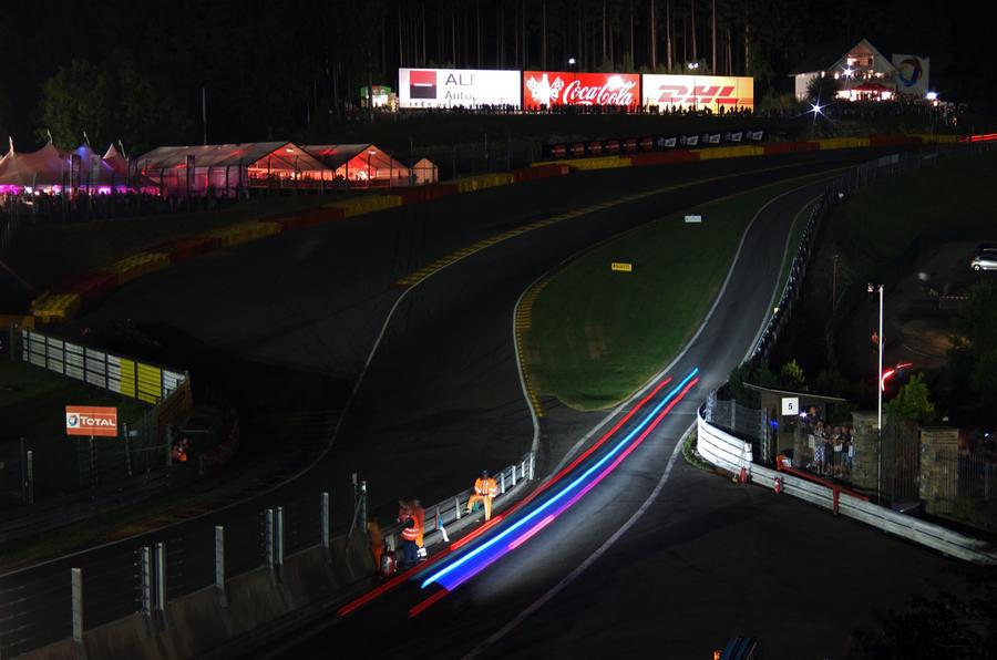 Is Eau Rouge one of the best corners in motorsport?
